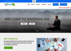 shoonyatax.com
