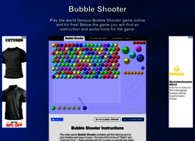 shooter-bubble.com