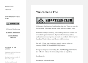 shootersclubmembers.com