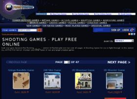shooting-games.flasharcade.com
