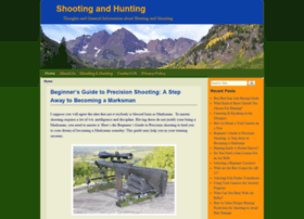 shooting-hunting.com