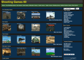 shootinggames60.com