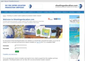 shootingonlocation.com