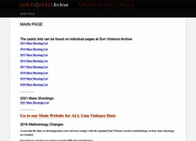 shootingtracker.com