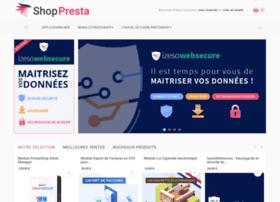 shop-presta.fr