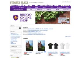 shop-rikkyo.com