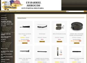 shop-usbarrelshrouds-com.3dcartstores.com