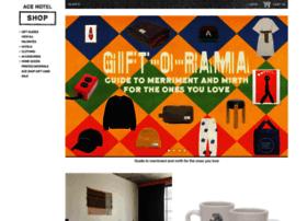 shop.acehotel.com
