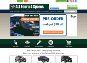 shop.allfourx4.com.au
