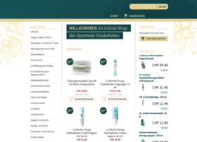 shop.apothekestadelhofen.ch