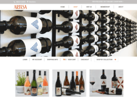 shop.artesawinery.com