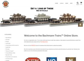 shop.bachmanntrains.com
