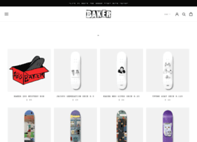 shop.bakerskateboards.com