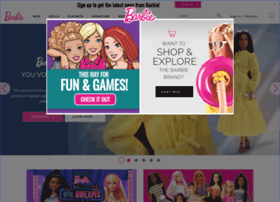 shop.barbie.com