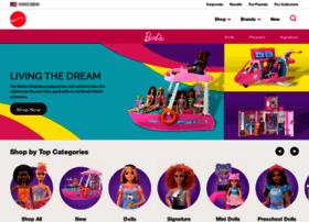 shop.barbiecollector.com
