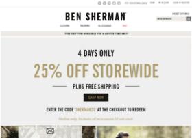 shop.bensherman.com.au