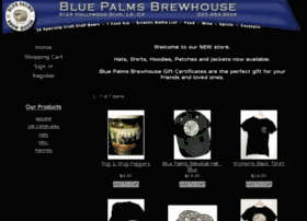 shop.bluepalmsbrewhouse.com