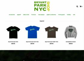 shop.bryantpark.org
