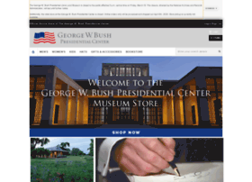 shop.bushpresidentialcenter.com
