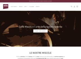 shop.caffemauro.com