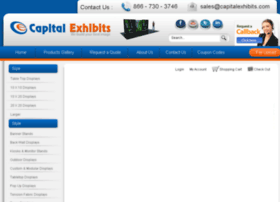 shop.capitalexhibits.com