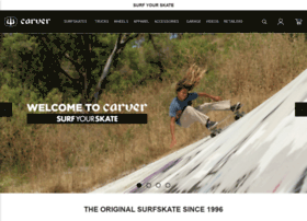 shop.carverskateboards.com