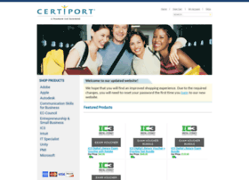 shop.certiport.com