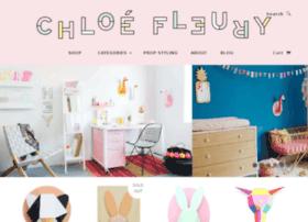 shop.chloefleury.com