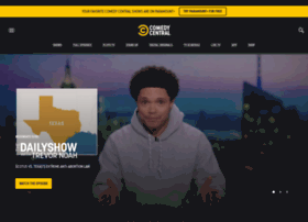 shop.comedycentral.com