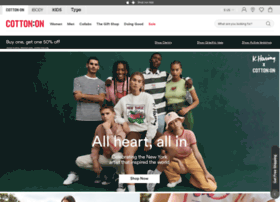 shop.cottonon.com