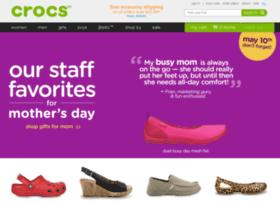 shop.crocs.com