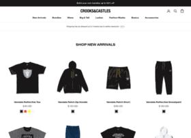 shop.crooksncastles.com