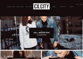 shop.cxcitybrand.com