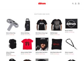 shop.ddrum.com