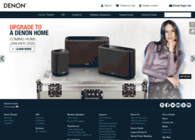 shop.denon.com