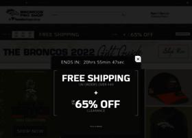 shop.denverbroncos.com