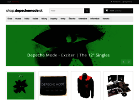 shop.depechemode.sk