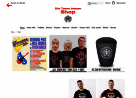 shop.dietotenhosen.de
