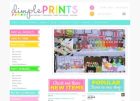 shop.dimpleprints.com