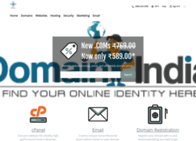 shop.domaininindia.in