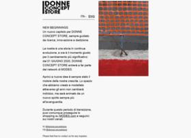 shop.donneconceptstore.com