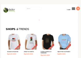 shop.dzikrclothing.com