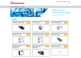 shop.edwardsvacuum.com