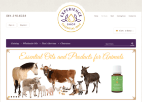 shop.experience-essential-oils.com