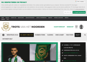 shop.fcgroningen.nl