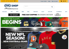 shop.foxsports.com