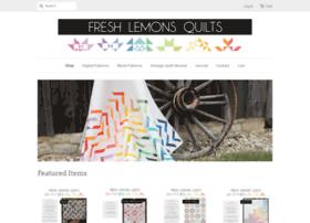 shop.freshlemonsquilts.com