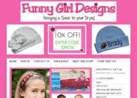 shop.funnygirldesigns.com