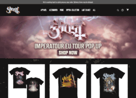 shop.ghost-official.com
