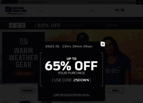 shop.giants.com